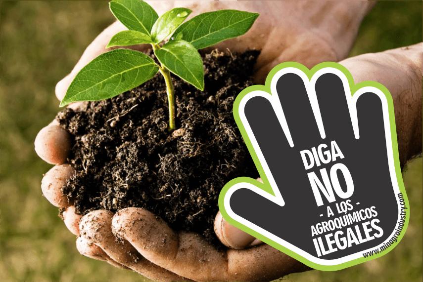 agroquimicos ilegales en Colombia y Latino America
